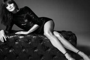Fosta prima doamna a Frantei, fara sutien la Cannes. Iata cum si-a facut aparitia pe covorul rosu - FOTO