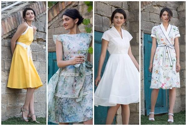 O noua colectie de haine cu parfum de vara a fost prezentata in cadrul unui eveniment de moda. Care sunt tendintele, dar si ce parere au vedetele de la noi, despre noile piese vestimentare - VIDEO