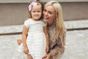 Kornelia Stefanet, despre fetita: