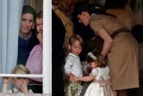 Dadaca familiei regale are pregatire antiterorista! Cat castiga femeia care are grija de copiii Printului si ai Ducesei - FOTO