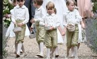 Reprezentantii de la Kensington au facut marele anunt! Ce roluri importante vor avea printesa Charlotte si printul George la nunta regala - FOTO