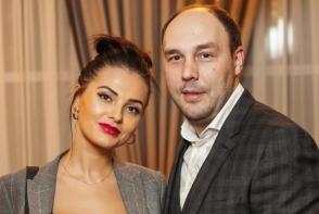 Tany Vander si Vasilie Lungo, un cuplu trendy. Si-au asortat reusit tinutele la un eveniment monden - FOTO