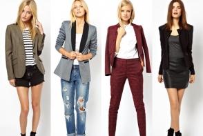 14 trucuri vestimentare care te vor face sa pari mai inalta! Inspira-te din galeria noastra - FOTO