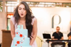 Surprize memorabile si doua omagiate la petrecerea Cherry Blossom. Iata cum a avut loc evenimentul monden - VIDEO