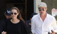 Razboi intre Angelina Jolie si Brad Pitt. Ce n-au impartit de aceasta data - FOTO