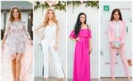 Cele mai stilate si mai inspirate tinute de la Cherry Blossom Party. Nuantele de roz si de alb imaculat au inundat seara - FOTO