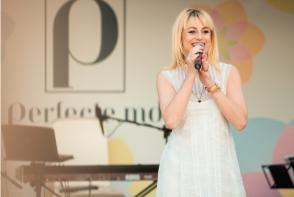 Proaspata mamica, Natalia Gordienko, la petrecerea Cherry Blossom. Uite cat de bine arata - VIDEO