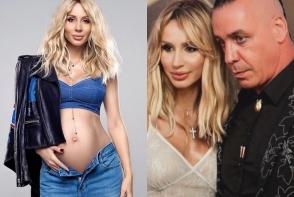 Svetlana Loboda a nascut la Los Angeles! Circula zvonuri ca tatal copilului este solistul trupei Rammstein - FOTO