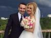 Mai indragostiti ca oricand! Prezentatoarea PRO TV, Tatiana Nastas, sarut pasional cu sotul sau - FOTO