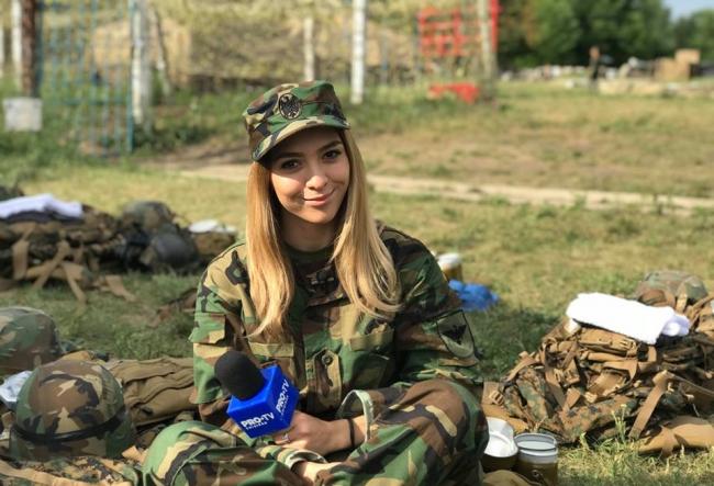 24 de ore in Armata Nationala! Reporterul PRO TV, Alina Plingau, a trait o experienta inedita si memorabila pentru toata viata - VIDEO