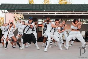 De la Romanii au Talent, la Cherry Blossom Party. Dansatorii de la Black & White au incins atmosfera cu coregrafia lor - VIDEO