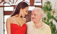 Irinel Columbeanu is lanseaza iubita cu 39 de ani mai tanara. O face vedeta, la fel cum le-a promovat pe Anna Lesko si Monica Gabor - FOTO