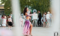 Seherezada ar invidia-o! Natalia Duminica a captat privirile tuturor cu miscari senzuale si energia debordanta - VIDEO