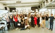 Ei sunt castigatorii primului program de educatie antreprenoriala pentru elevi din Republica Moldova. Startup School, powered by Orange - FOTO