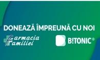 Doneaza impreuna cu noi, campanie de caritate Farmacia Familiei si Fundatia Bitonic: