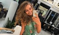 Anastasia Fotachi, provocatoare si sexy in costum de baie. Modelul vine cu o surpriza hot pentru fanii sai - VIDEO