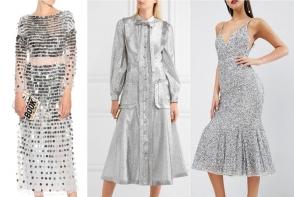 Summer trend 2018: nuantele de argintiu sunt la putere! Iata cateva piese argintii pe care trebuie sa le ai - FOTO