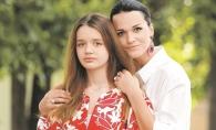 Fiica interpretei Slava, cu un decolteu ametitor. Nu mai arata ca o adolescenta - FOTO