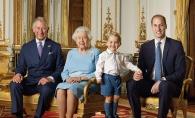 Nimeni nu le-a vazut pana acum! Imagini de colectie cu familia regala britanica - FOTO