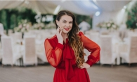 Ea organizeaza nuntile zecilor de moldoveni. Cristina Postolachi povesteste cum a reusit sa-si creeze o cariera de succes la noi in tara - FOTO