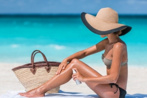 Iti plac baile solare? Iata cum iti protejezi pielea cu ingrediente naturale - FOTO