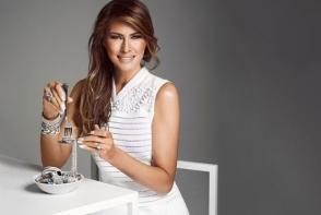 Vrei sa stii ce mananca Melania Trump? S-a aflat dieta Primei Doamne a Americii - FOTO