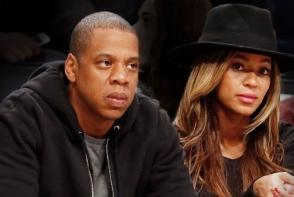 Beyonce si sotul sau, surprinsi goi in pat. Nu i-ai vazut niciodata pozand in asemenea ipostaze - FOTO