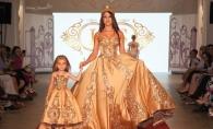 Cele mai noi colectii si tendinte ale designerilor autohtoni si internationali, pe podiumul de la Chisinau! Iata ce rochii de mireasa se poarta in 2018 - VIDEO