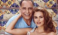 Sedinta foto in trei. Xenia Deli si sotul sau radiaza de fericire in cele mai recente imagini - FOTO