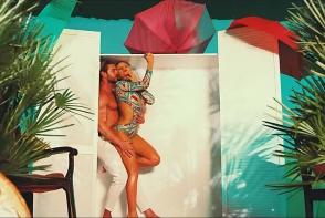 Anna Lesko, in ipostaze intime cu un barbat. Afla cine este cel care a cucerit-o pe moldoveanca - VIDEO