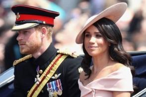 Printul Harry a certat-o pe Ducesa in public? Meghan Markle a incalcat din nou protocolul regal - FOTO