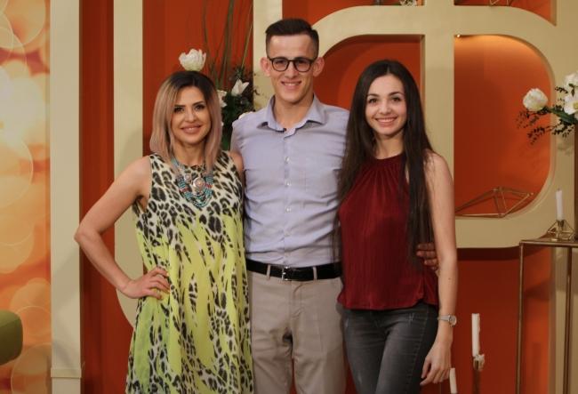 Surpriza frumoasa pentru copiii de la Spitalul Oncologic! Tina Fistashka, Patric Hanganu si Diana Pascan au impartasit emotiile ce le-au simtit aflansu-se printre micutii de acolo - VIDEO