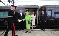 Meghan Markle mai are multe de invatat! Gafa facuta de ducesa vizavi de regina Elisabeta la primul eveniment impreuna