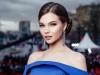 Miss Russia 2018 a facut senzatie pe covorul rosu la premiile Muz-TV. A purtat o rochie superba, semnata de un designer de la noi - VIDEO