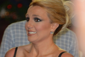 Britney Spears, surprinsa cu fundul gol. Ce a facut cand credea ca nu o vede nimeni - FOTO