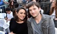 Mila Kunis si Ashton Kutcher isi mint copiii ca sunt saraci. Nu le vor lasa mostenire niciun ban - FOTO