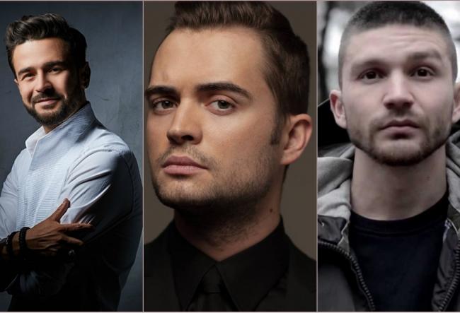 Artistii din showbizul autohton au iesit la proteste! Pasha Parfeni, Mani si Catalin Josan: atitudine civica si implicare sociala activa - VIDEO