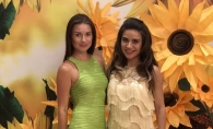 Mult galben, soare, voie buna, muzica si dansuri la Summer Party! Primele imagini de la petrecerea solara - FOTO