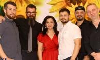 Summer Party, o petrecere fierbinte, la propriu si la figurat! Geta Burlacu si bandul au combinat latino, jazz si pop, intr-un recital plin de energie - VIDEO