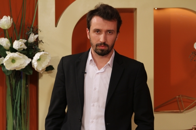 """Cum se asociaza erotismul si cruzimea in """"Casa Inglezi""""? Alexandru Bordian: """"M-a inspirat, m-a urmarit si coplesit stihia!"""" - VIDEO"""