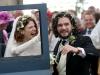 Jon Snow s-a insurat! Iata cum a fost la nunta actorului Kit Harington - VIDEO