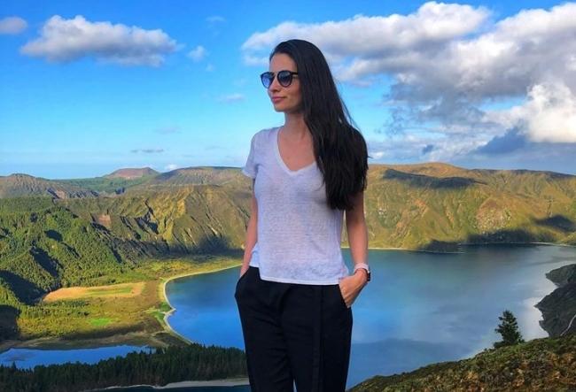 Diana Mocanu, in cautarea celor mai deosebite destinatii din lume! Ce a gasit travel bloggerita pe insulele Azore - VIDEO
