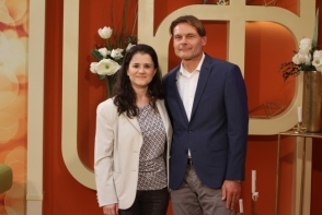 Mariana Le Neal si Heinrich Schreier: