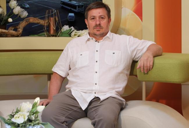 """Dumitru Grosei: """"Eu nu am televizor acasa si nu am avut niciodata..."""" Care o fi motivul ce il tine la distanta pe regizor de lumea televiziunii? VIDEO"""