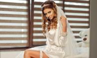 Margarita Dodon, o mireasa fara inhibitii! Iata ce bloggerita celebra a fost prezenta la nunta ei -  FOTO