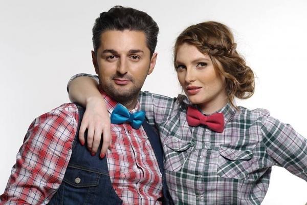 Adrian Ursu a facut o declaratie de dragoste pentru sotia sa, la o petrecere din capitala. Vezi cum a raspuns Irina Negara, la acest gest frumos - VIDEO