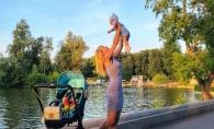 Natalia Gordienko arata, pentru prima data, fata baietelului sau. Cat de mult ii seamana Cristian? FOTO