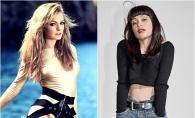 Alexandra Stan o copiaza pe Irina Rimes? Interpretele au fost surprinse in tinute aproape identice - FOTO