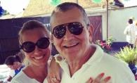 Cum arata tatal Andreei Esca, la 80 de ani! In ce mod o surprinde pe fiica lui in fiecare dimineata - FOTO