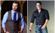 Celebrul moldovean Victor Suiu, alaturi de faimosul actor Salman Khan! Oare ce pregatesc cei doi? FOTO